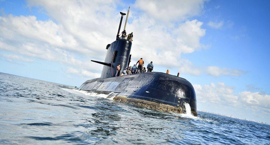 Ушел вотставку нафоне поисков подлодки глава базы ВМС Аргентины