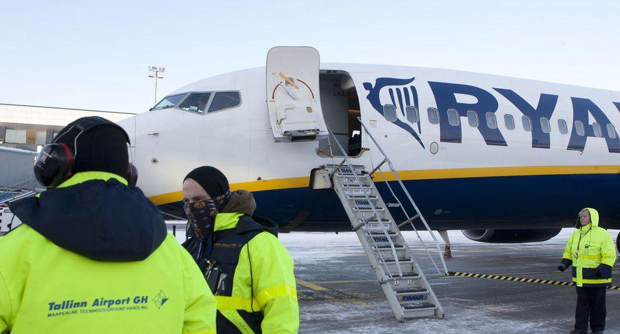 Ryanair объявил оботмене еще 18 тыс. рейсов