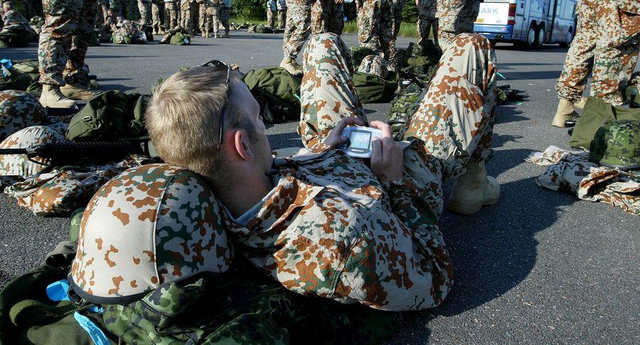 США обещали Эстонии поддержку вслучае «угроз сВостока»
