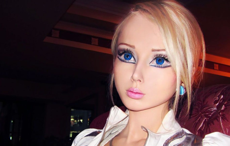 Валерия лукьянова фото макияжа