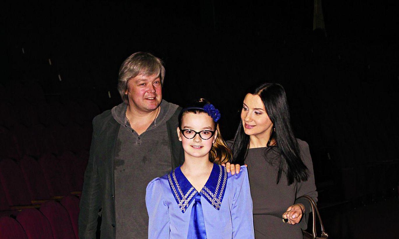 Александр и екатерина стриженовы дети фото