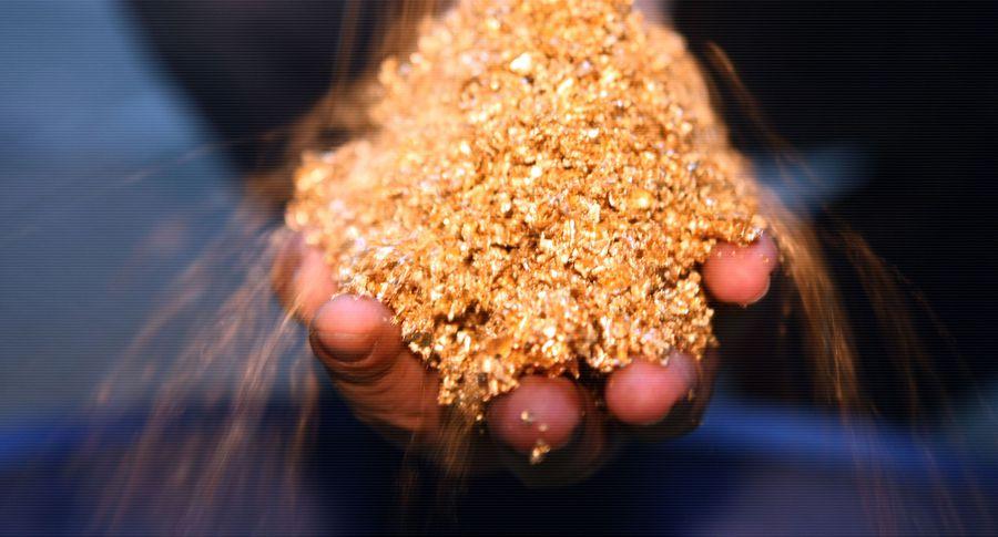 ВКитае найден крупнейший вистории страны золотой рудник