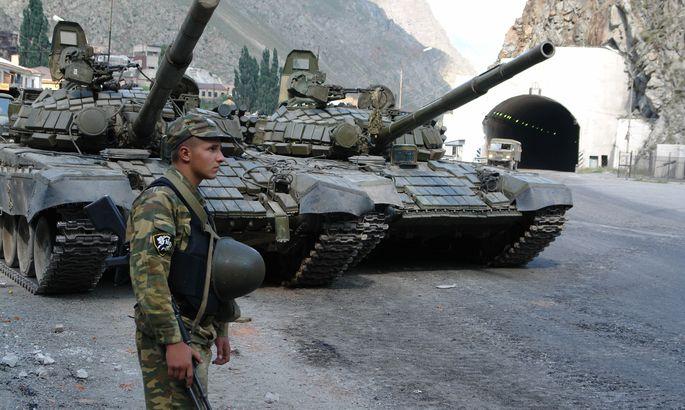 ВЗабайкалье похоронили убитых вСирии русских  военных— росСМИ