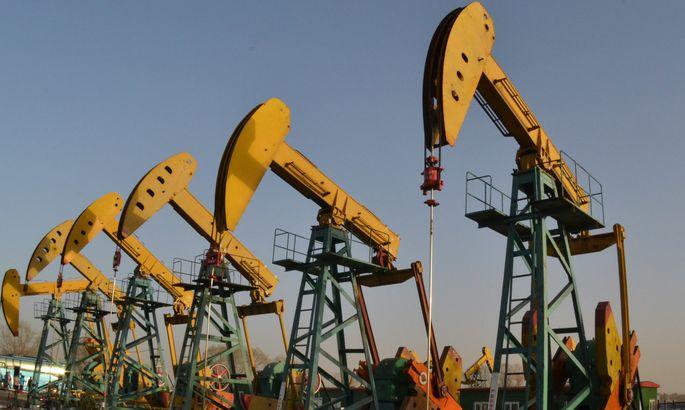 Цены нанефть понижаются нафоне ситуации вСирии