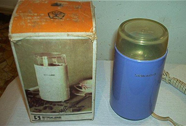 Ремонт советской кофемолки