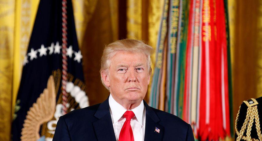 Трамп поблагодарил В.Путина завысылку 755 американских дипломатов