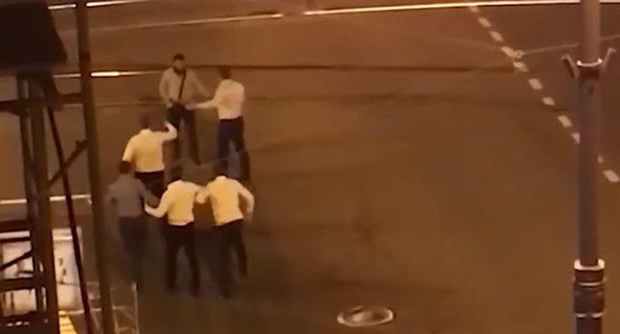 Чемпион России по грэпплингу пострадал во время уличной драки в Санкт-Петербурге