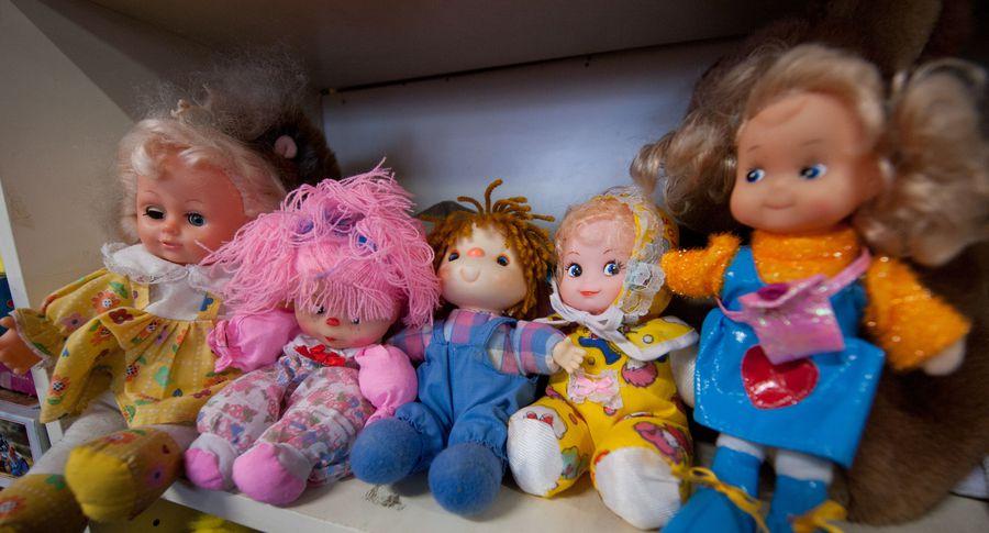 Ученые призвали непокупать детям множество игрушек