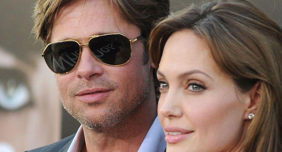 Анджелина Джоли готова попытаться восстановить отношения сПиттом