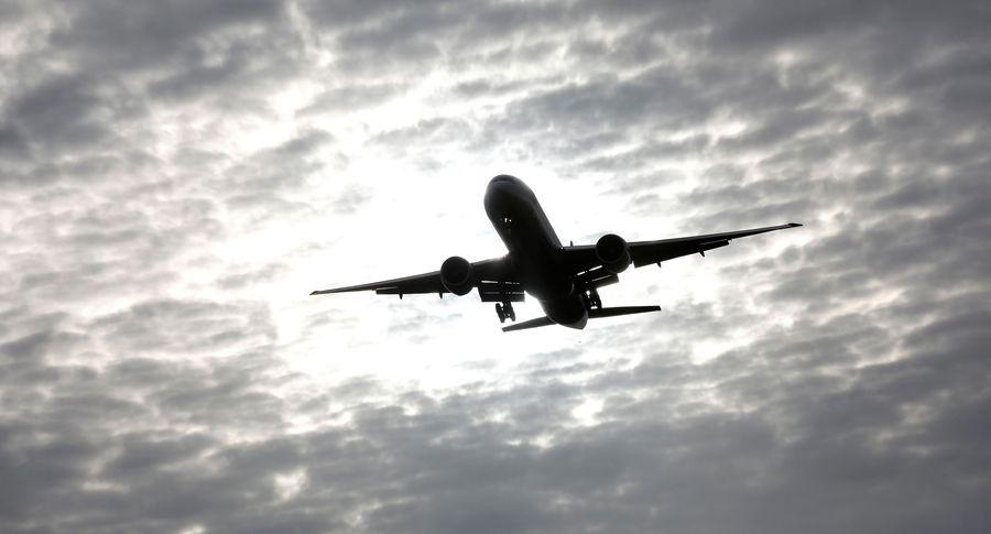 Летевший изВашингтона вСеул «Боинг-777», экстренно сел вХабаровске