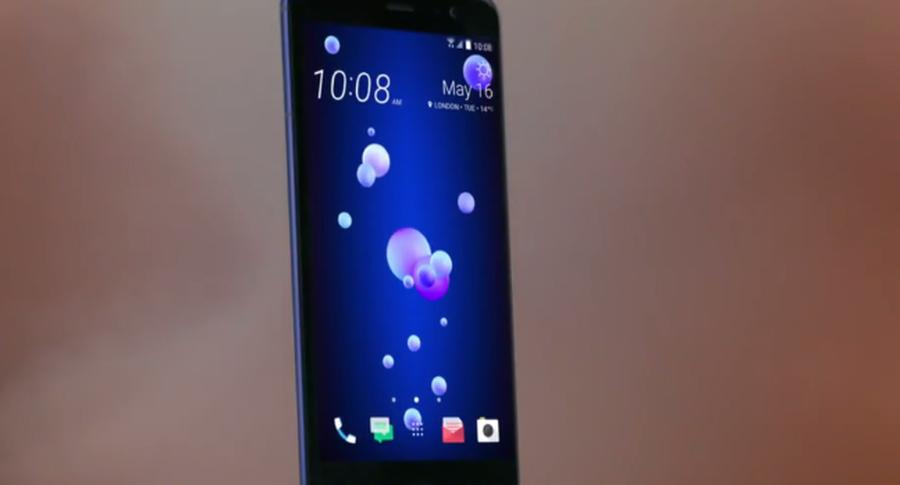 HTC выпустила 1-ый вмире смартфон, управляемый сжатием