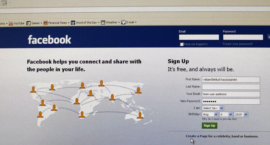 ВШвейцарии впервые вынесли приговор за«лайк» в«Фейсбуке»