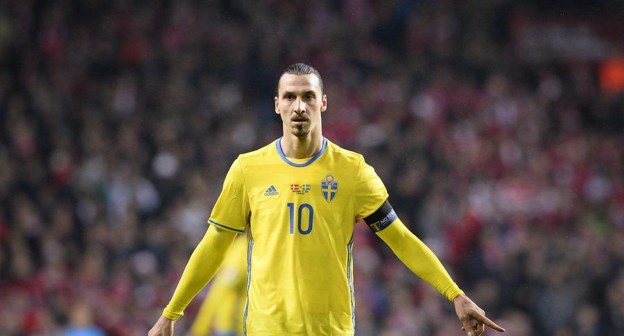 Наставник сборной Швеции не ожидает возвращения Ибрагимовича всвою команду