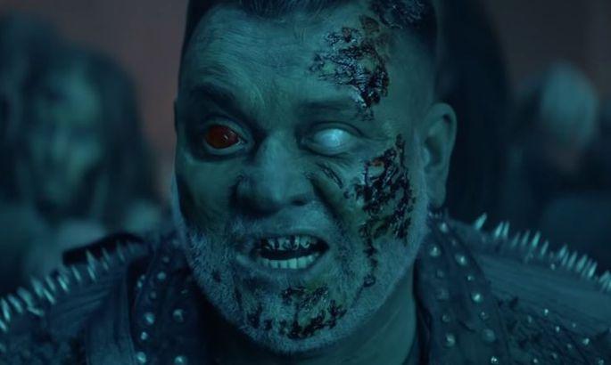 Сергей Жуков сыграл зомби вновом клипе «Руки вверх!»