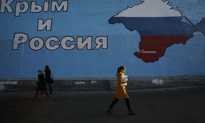 Решение осдаче Крыма приняли Пашинский иПолторак— Экс-министр обороны