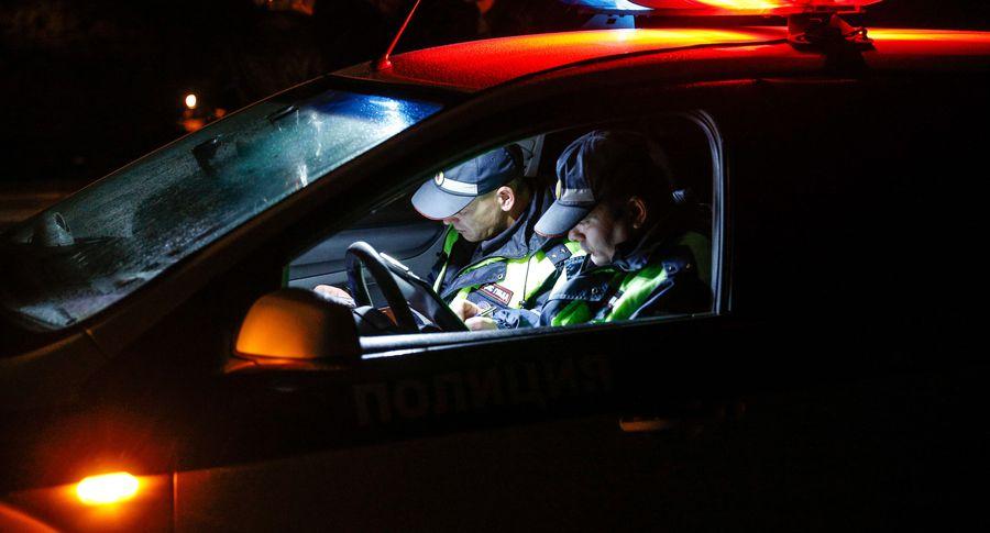 ДТП наНовом Арбате: автомобиль сномерами ФСБ насмерть сбил сотрудника ГИБДД