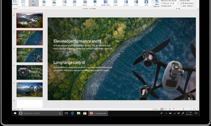 Microsoft представила Office 2019