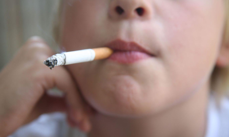 Курение и здоровье детей