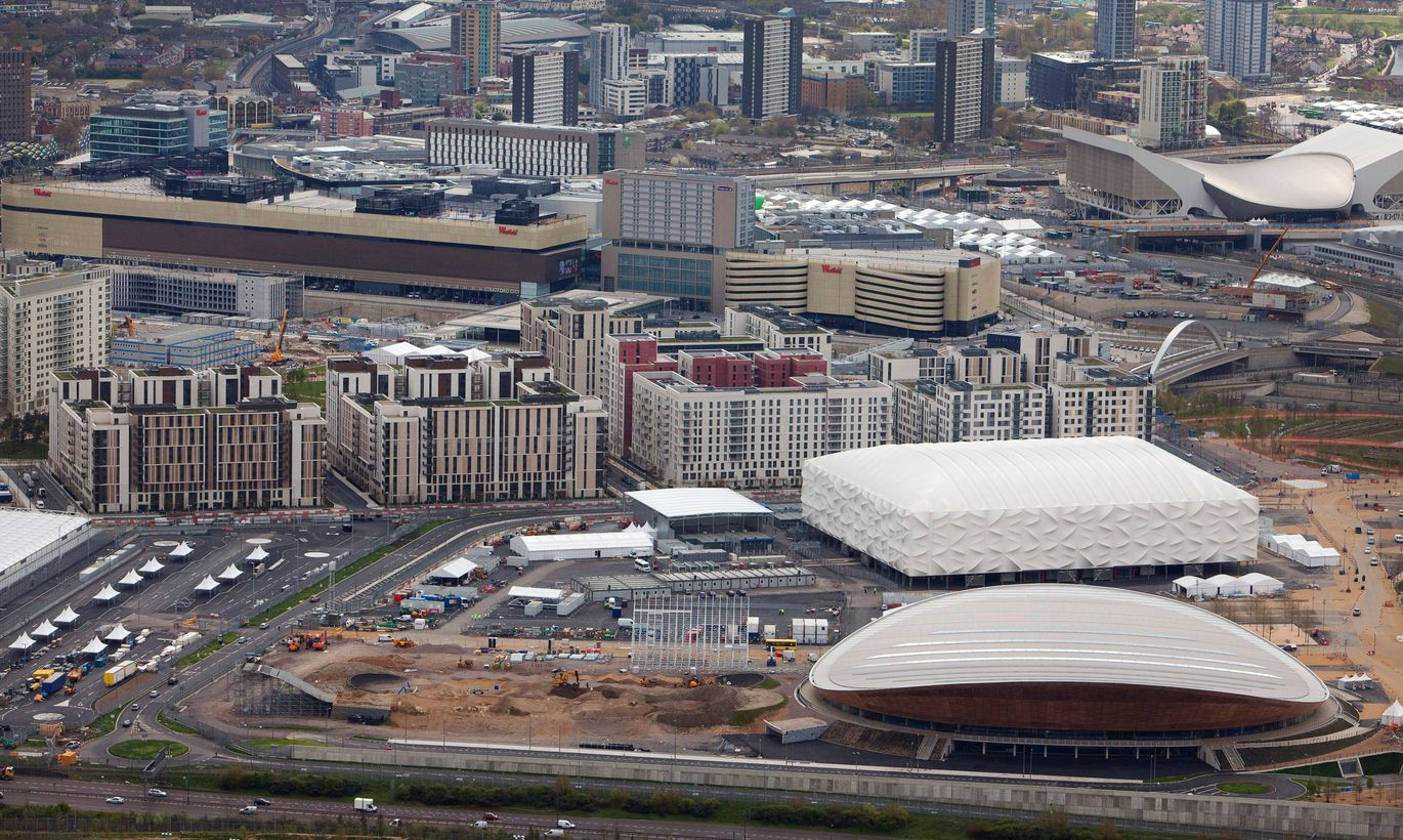 Queen Elizabeth Olympic Park (London) - 2018 All You Need to Olympic village london 2018 pictures