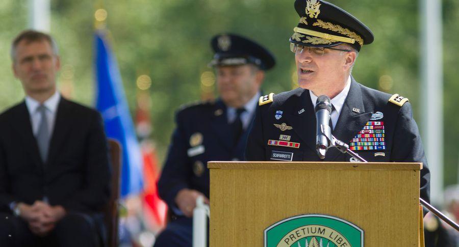 Присутствие военных США врегионе итак уже является непрерывным — Генерал НАТО