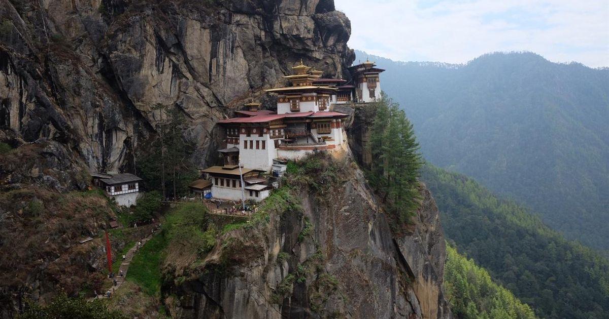 Õnnelik Bhutan matab hinge