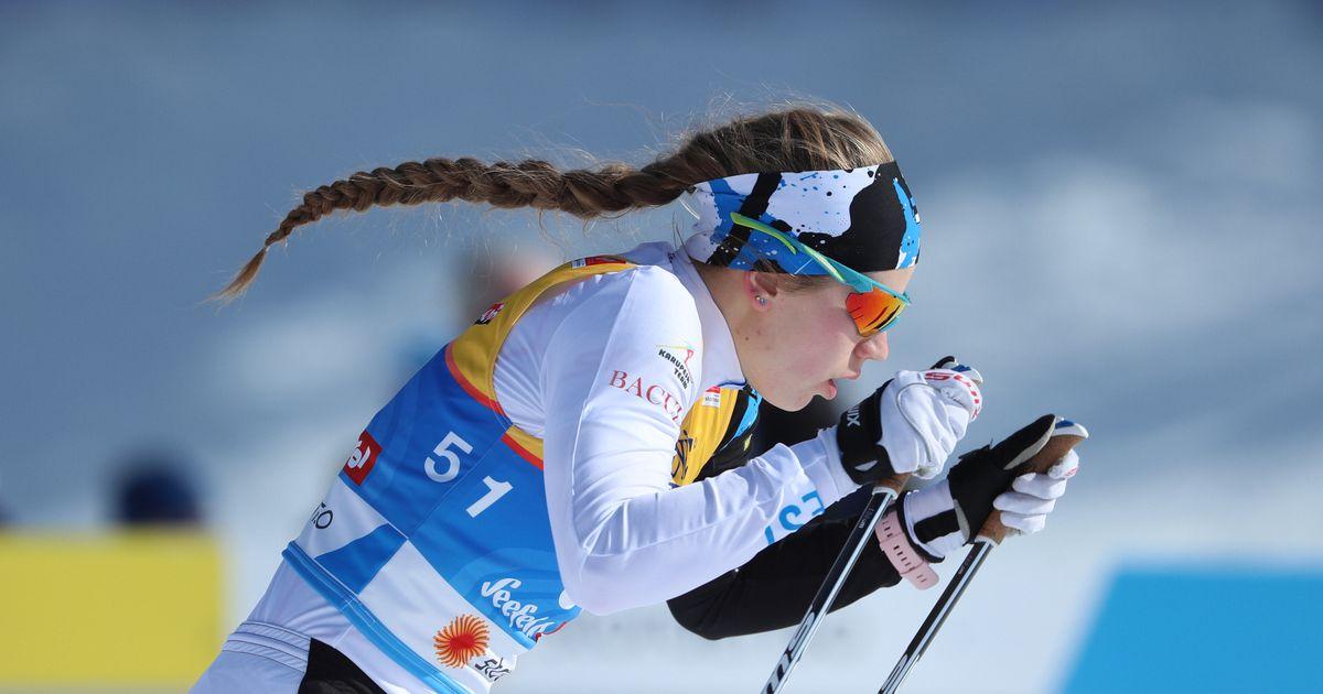 f7ea48c458d Suusatamise MM Seefeldis algas eestlaste jaoks väga positiivselt, kui üle  kuue aasta jõudis Eesti naissuustaja MMil veerandfinaali. 23-aastane Mariel  Merlii ...
