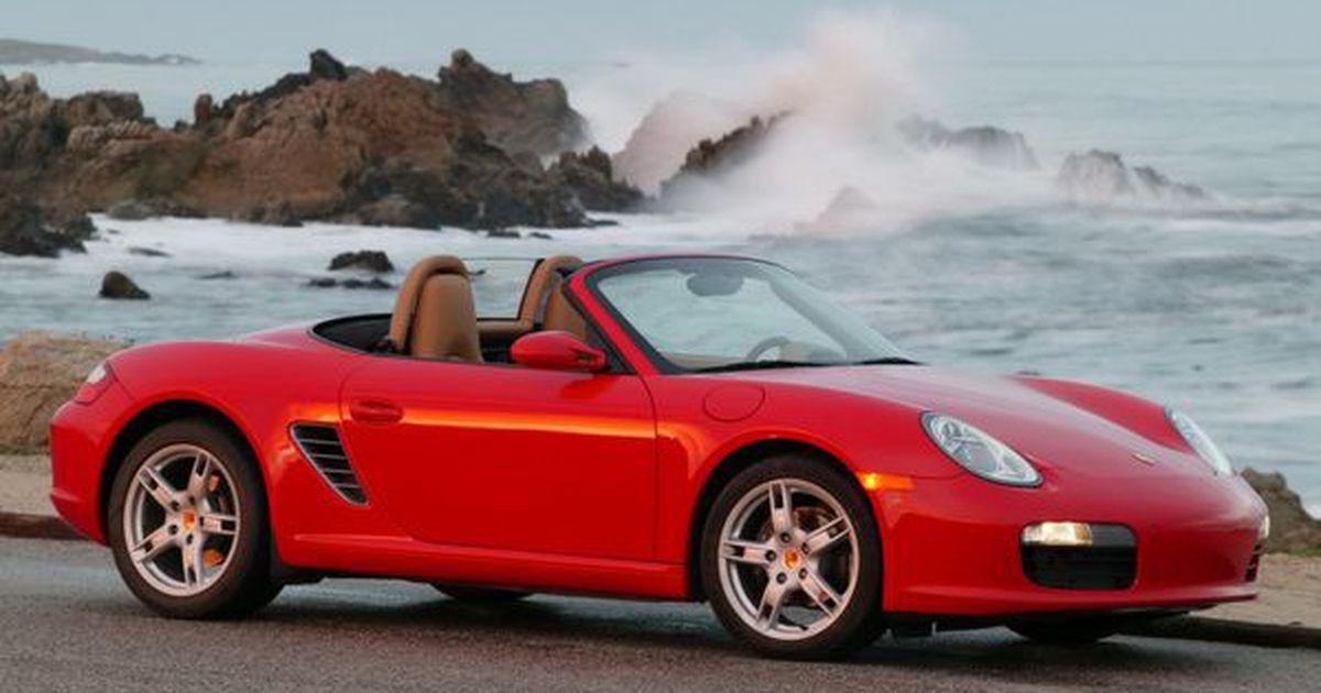 Parim kasutatud sportauto:  Porsche Boxster