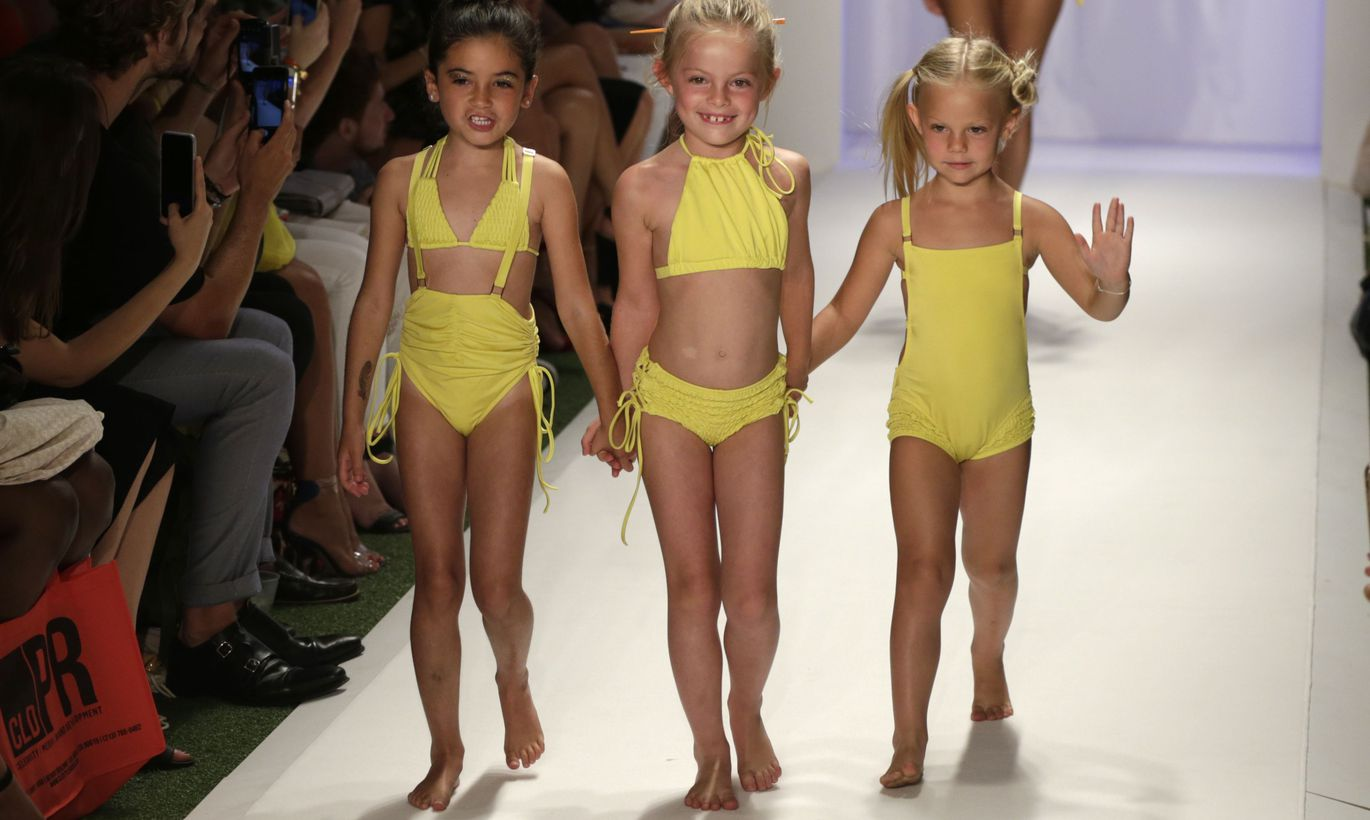 Sexualisation of young girls #5