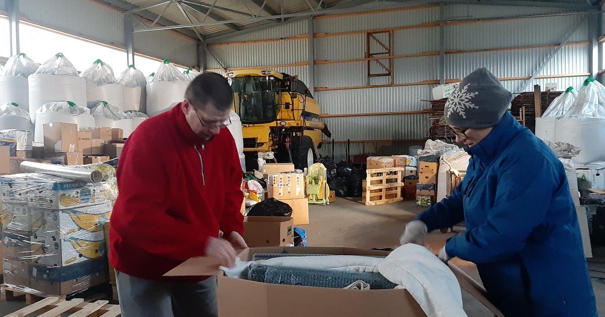 Ukraina lapsed ootavad abipakke, saatjad vajavad kiiresti veoautot