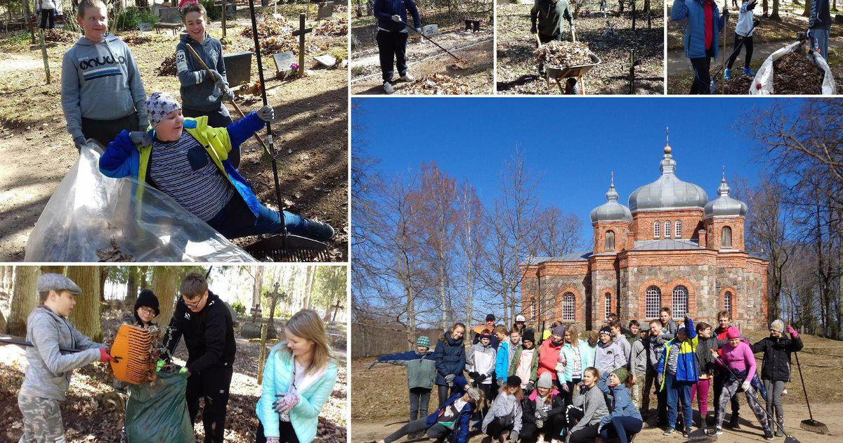 Pärandivaderid korrastasid 22 kultuuriloolist paika üle Eesti