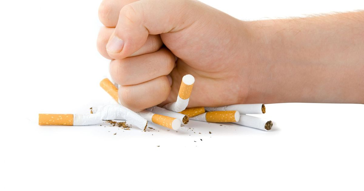 destroying your health by smoking cigarettes A fact sheet that lists some of the cancer-causing chemicals in tobacco smoke and describes the health problems caused by cigarette smoking and the benefits of quitting.