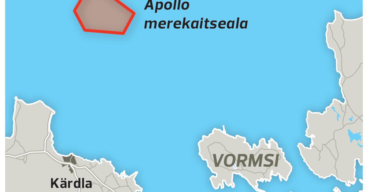 cf88fe460d4 Apollo meremadal on kaitse all, kuidas edasi?