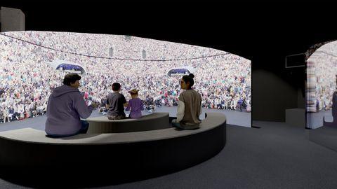 Lauluväljakule rajatav külastuskeskus viib ajarännakule