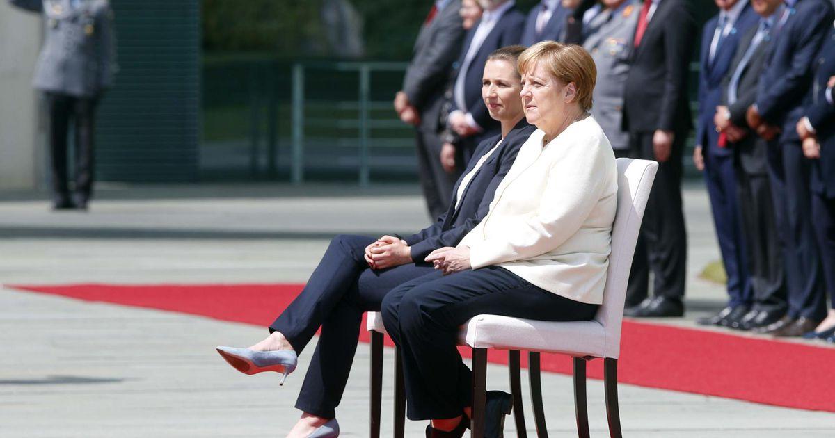Merkelit kimbutavad müstilised värinahood