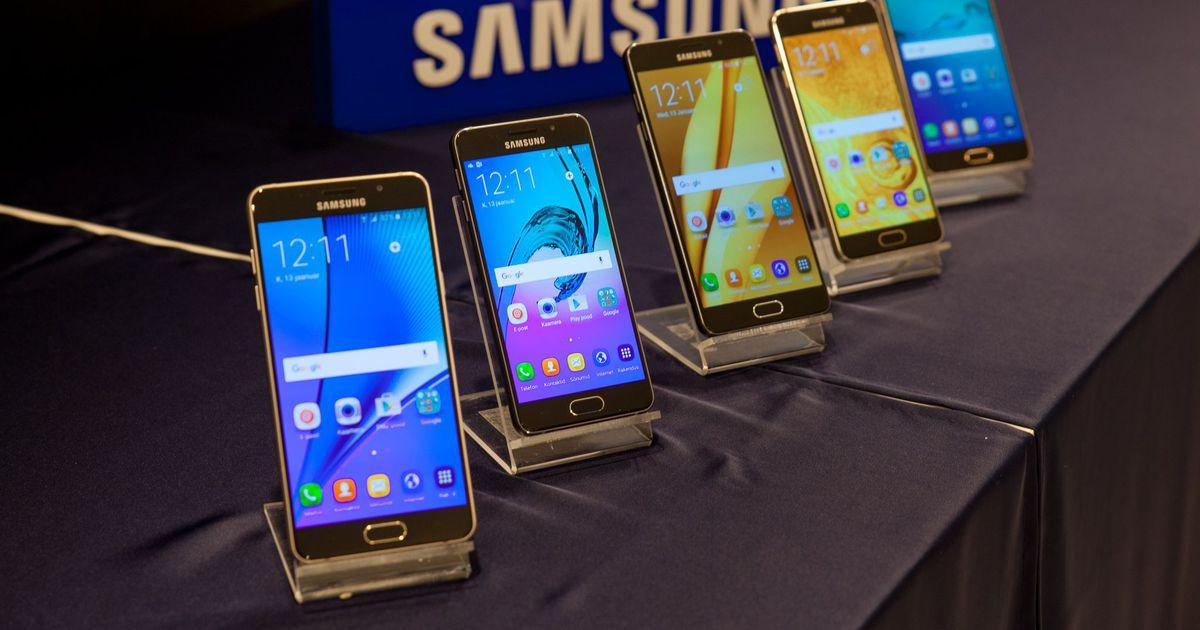27d8a67b2e4 Novembris kasvas nutitelefonide müük 24 350 telefonini - Uudised - Tehnika