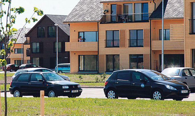 2f2109f0a9e Pärnu külje all asuv Hirvepargi elamurajoon on tõstnud korterite  hinnataseme Sauga vallas kõrgeks.
