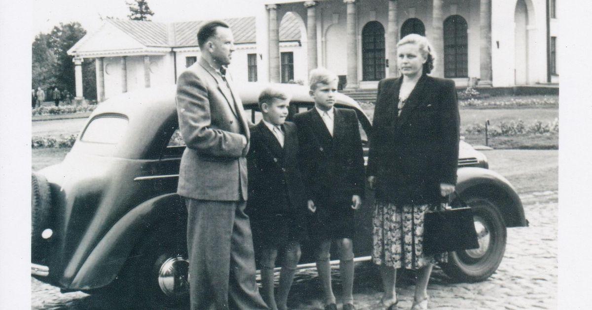 Selgus üks ajaloolise avarii pildi osalisi
