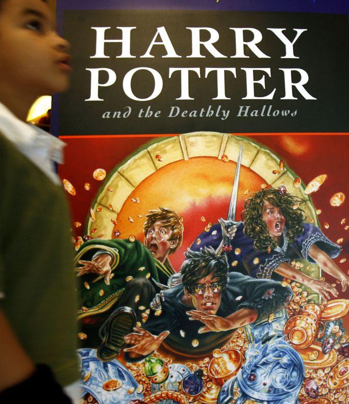 7e6cede9dbc Ajakirjanik avastas juhuslikult «Harry Potteri» pornovariandid ...