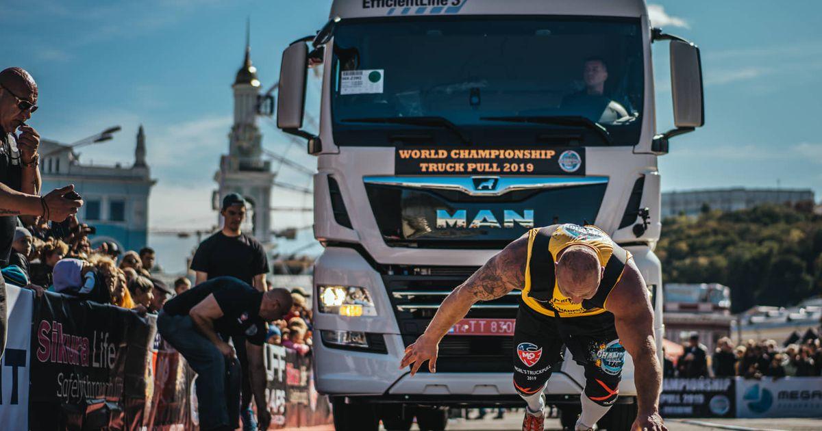 Aravete päästja käis Ukrainas veoautosid sikutamas