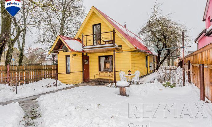 17ab468d27c Fotod: Pärnus on müüa haruldane maja - Kinnisvara - Kodustiil