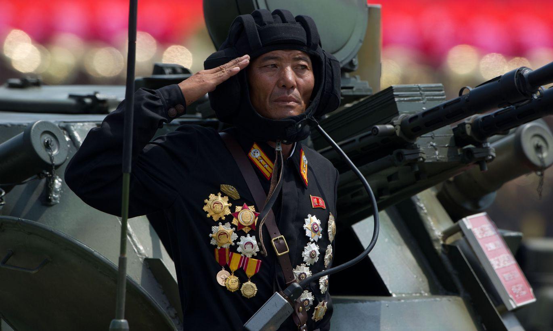 северокорейский маршал фото нашем портале