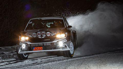 Arctic Rallyl osaleb põnev sõitja, kes naaseb pärast 15-aastast pausi WRC-karusselli