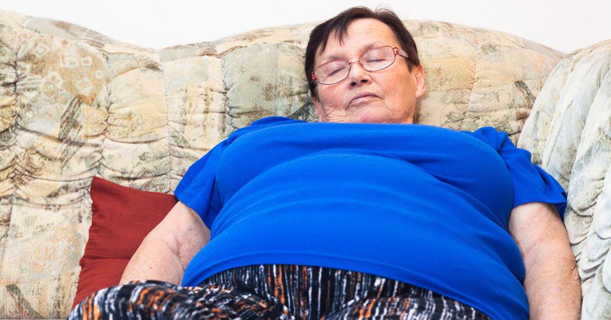 Lambivalgel magamine tõstab naiste kehakaalu
