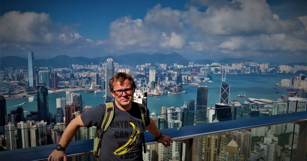 Meie mees Aasias: indialaste äristiil on viimane asi, millega soovid modernses Hongkongis kokku puutuda