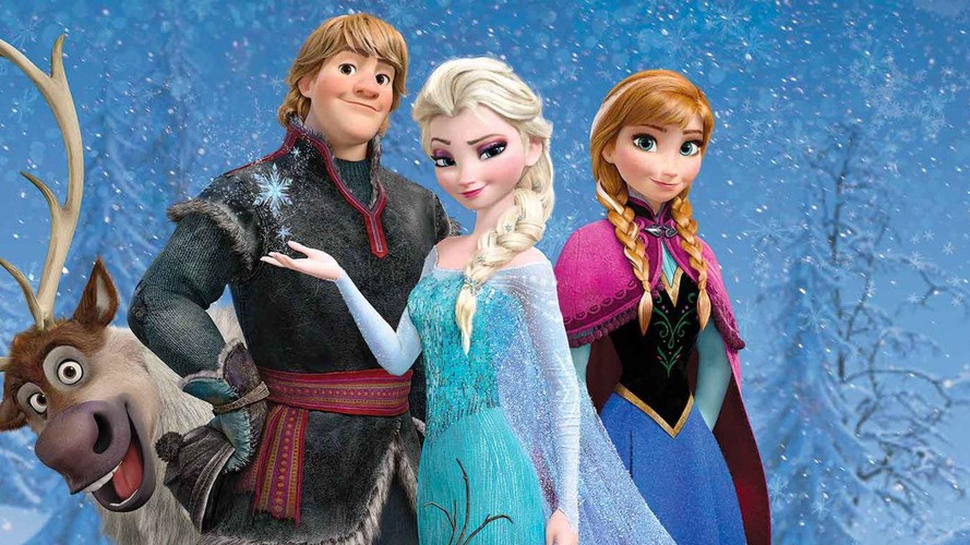Elsa ja Anna miljardiseiklus, Hollywoodi staaride kassikontsert ja pärisorjaks «müüdud» oligarhivõsu: