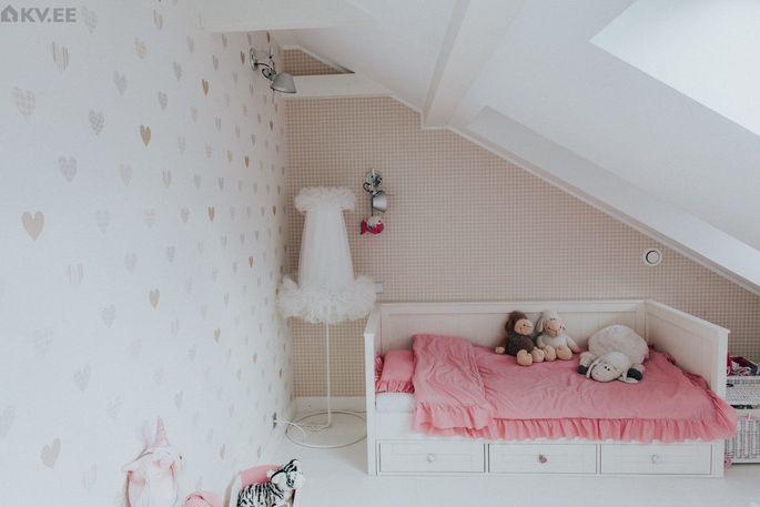 0d0ae6802dc W3 uudised - Fotod: eriti õdus katusealuste magamistubadega kodu ...