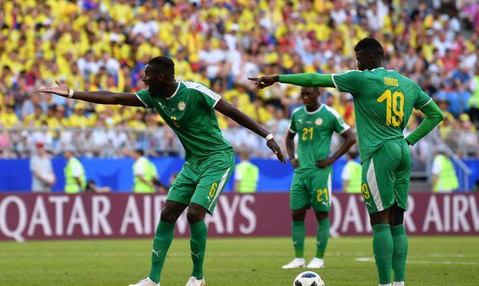850b9e1e19a Senegallased leiavad, et neil on FIFA-lt aru pärimiseks põhjust küllaga.