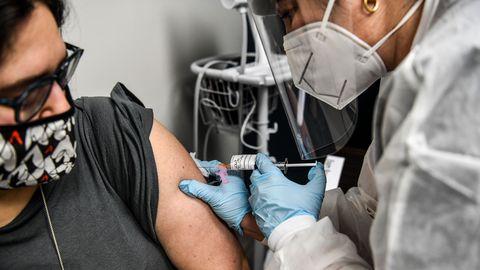 Vabatahtlik saab vaktsiini.
