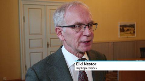 Eiki Nestor