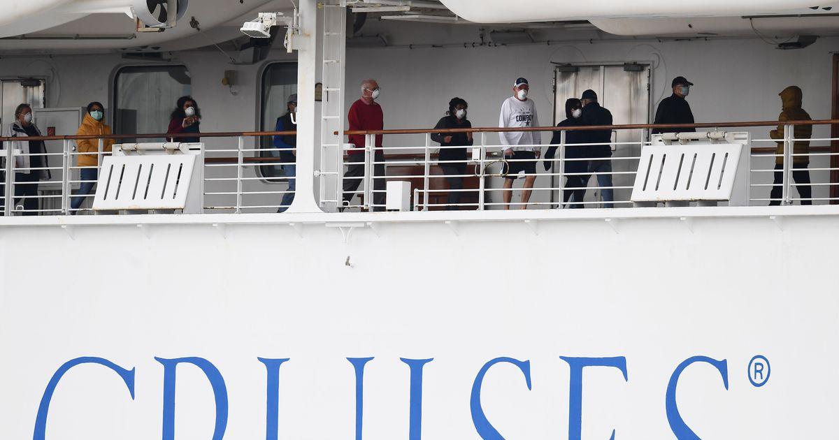 Yokohama viiruselaeva reisijaid teenindav meeskond kardab oma tervise pärast